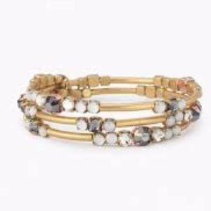 Isabelle Wrap Bracelet - Gold (Retail: $39)